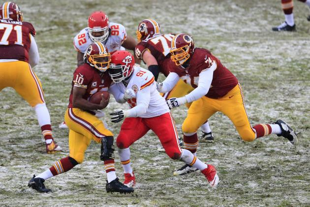 Kansas City Chiefs vs. Washington Redskins: Full Roster Grades for Washington