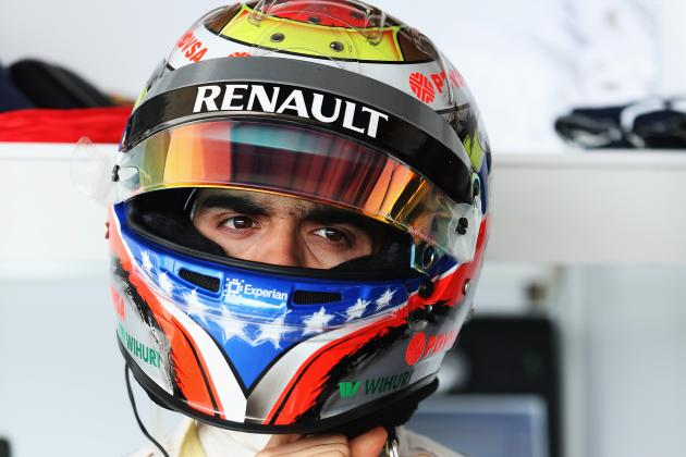 Latest F1 Rumours and Talk: Lotus Admits Maldonado Signed for His Money and More