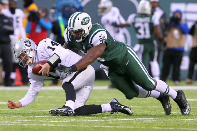 Raiders vs. Jets: Full Roster Report Card Grades for Oakland