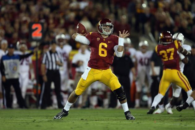 USC Football: 4 Things We Need to See in Las Vegas Bowl