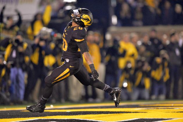 Mizzou Football: Tigers' 2013 Year in Review