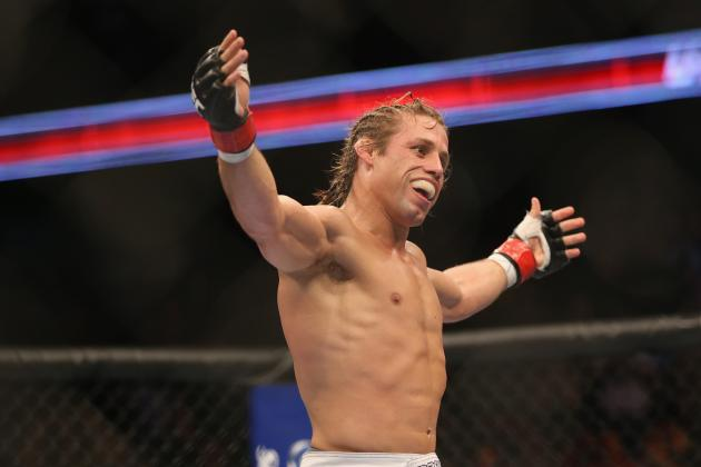 UFC on Fox 9: Urijah Faber vs. Michael McDonald Head-to-Toe Breakdown