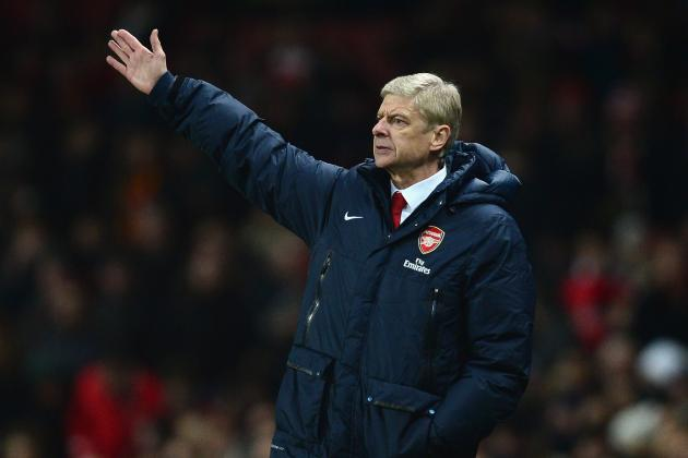 Arsenal Transfer News and Rumours Tracker: Week of December 9
