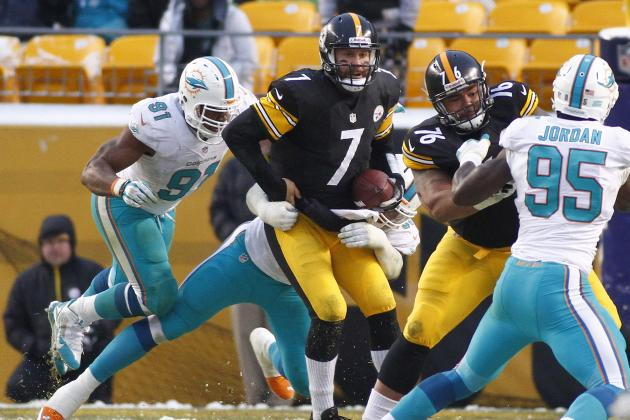 Dolphins vs. Steelers: Full Roster Report Card Grades for Pittsburgh
