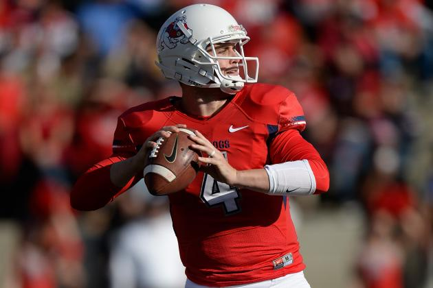 2014 NFL Draft: Updated Quarterback Rankings and Analysis