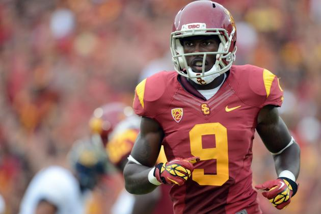 Ranking the Top Wide Receivers in the 2014 NFL Draft