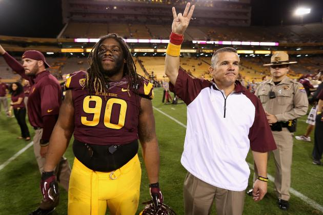 Arizona State Football: The State of the Program After 2013 Season