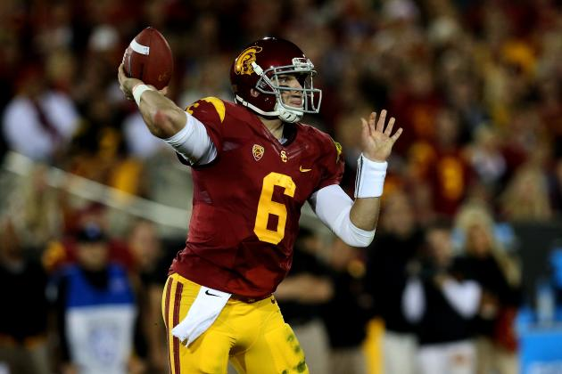 USC Football: Who Will Be the Trojans Starting QB in 2014?