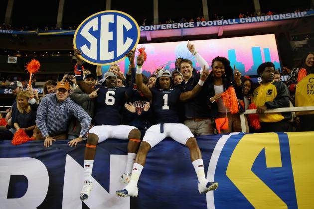 SEC Football: Bleacher Report's 2013 All-Conference Team