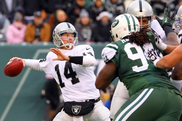 5 Takeaways from Matt McGloin's Latest Start for the Oakland Raiders