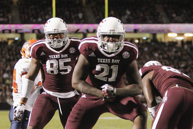 Texas A&M Football: 5 Things We Need to See in the Chick-Fil-a Bowl