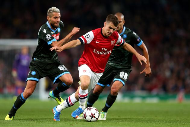 Tactical Battles That Will Shape Arsenal's Clash with Napoli