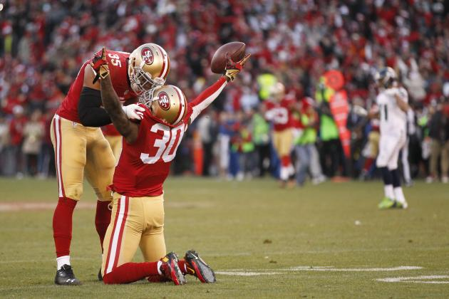 Aldon Smith, San Francisco 49ers Score a Big Win over the Seattle Seahawks