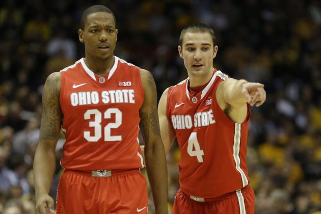 College Basketball Conference Power Rankings 1 Month into 2013-14 Season