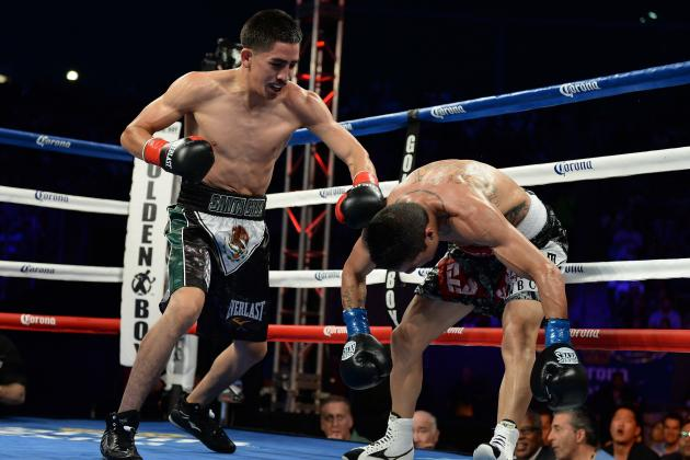 Leo Santa Cruz vs. Cesar Seda: Preview and Prediction for Title Fight