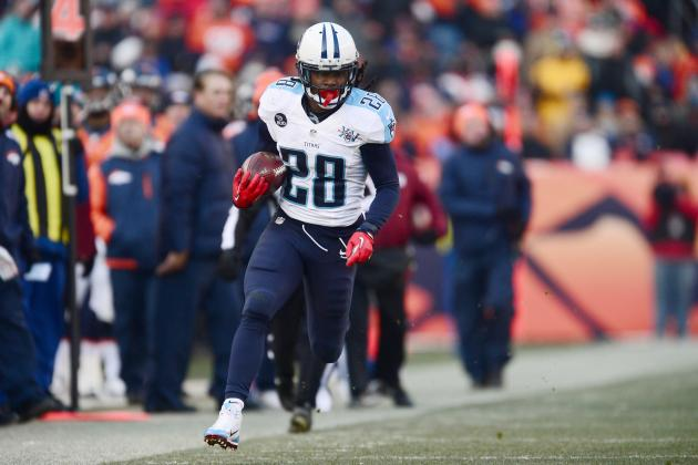 Best Potential Landing Spots for Chris Johnson If Cut by Titans