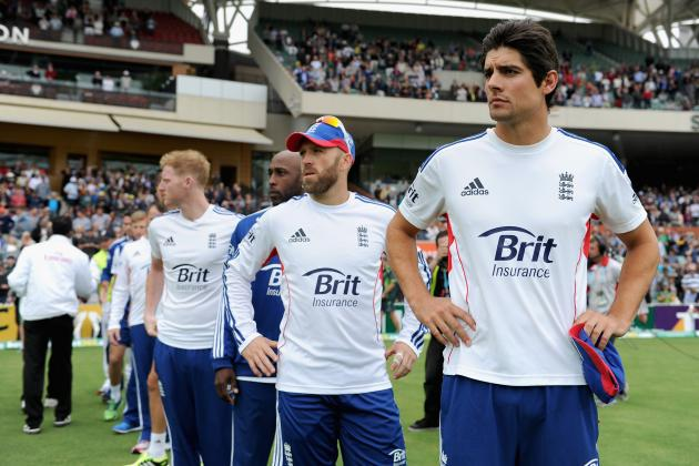 2013/14 Ashes: 5 Things England Must Consider to Save the Series