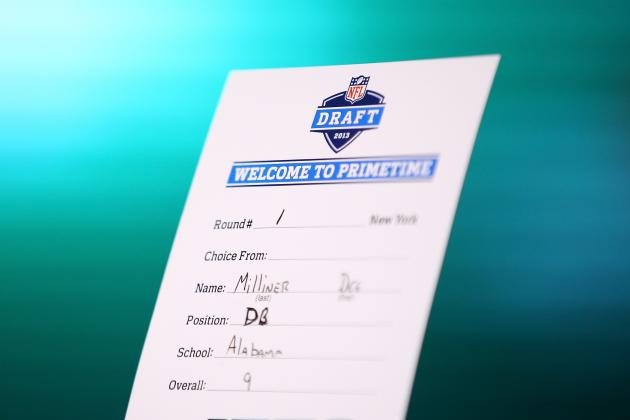 Every Team's 3 Biggest Needs in the 2014 NFL Draft