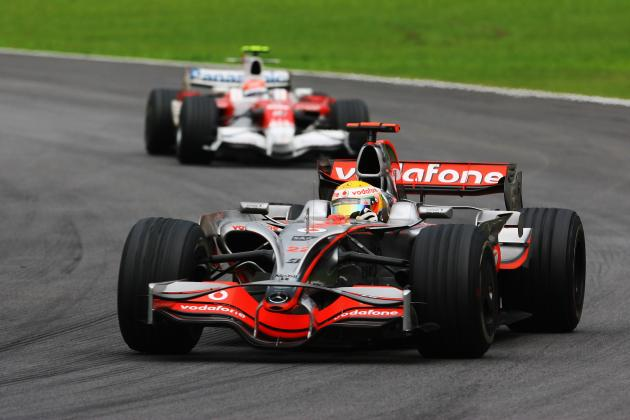 5 Alternative Rule Changes That Would Improve Formula 1 in 2014