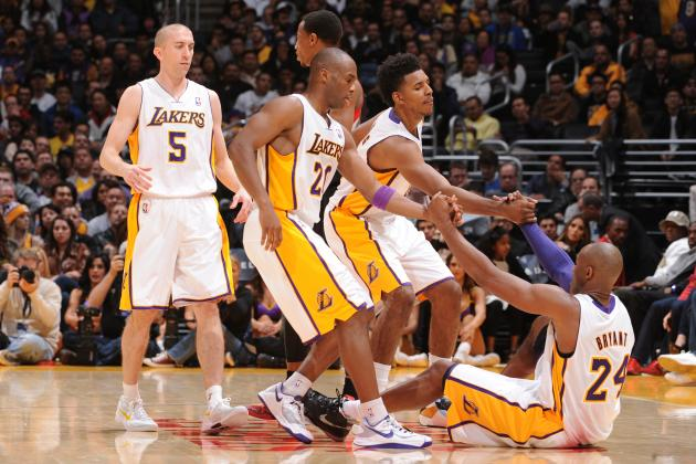 Breaking Down LA Lakers' Ideal 5-Man Lineup so Far