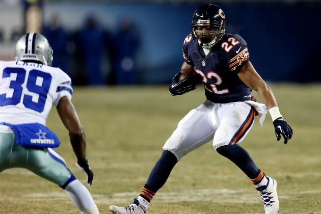 Dallas vs. Chicago: Full Report Card Grades for the Chicago Bears