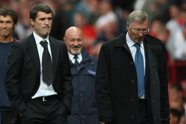 Paper Gossip: Keane Rips into Fergie, Arsenal Eye 'New Bergkamp' and More