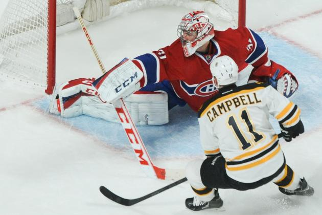 The Best Saves from Montreal Canadiens Goalies in 2013-14