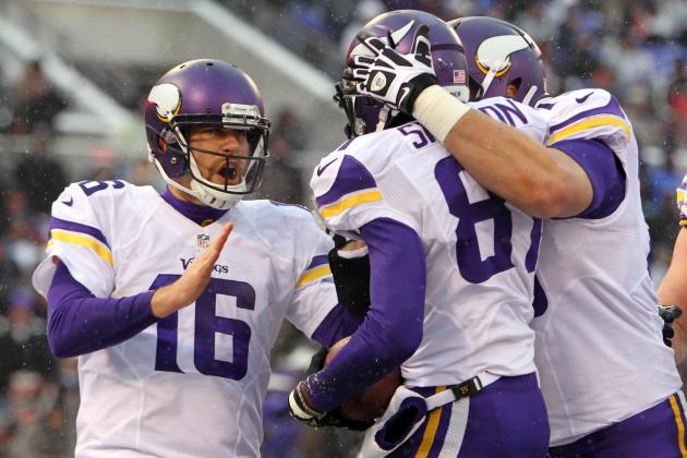5 Simple Solutions to Minnesota Vikings' Biggest Issues