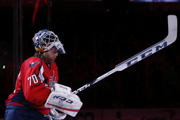 The Best Saves from Washington Capitals Goalies in 2013-14