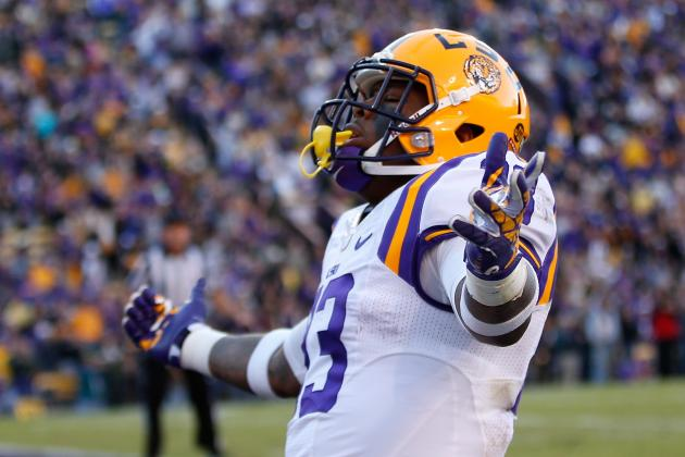 LSU Football: 5 Things We Need to See in Outback Bowl