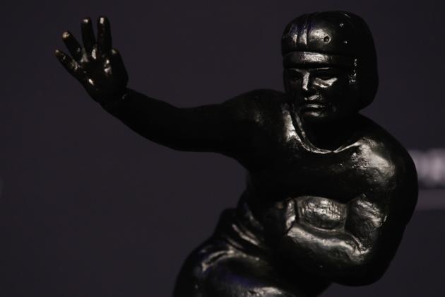 6 Ways to Fix What People Hate About the Heisman Trophy Voting Process