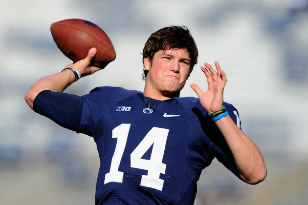 Penn State Football: Grading Christian Hackenberg's Freshman Season