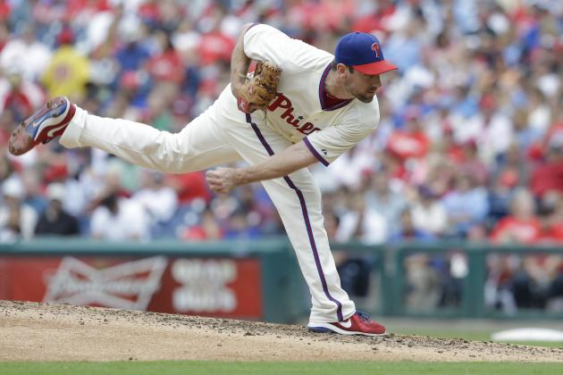 Best Potential Trade Packages and Landing Spots for Cliff Lee, Cole Hamels
