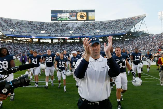 Penn State Football: The State of the Program After 2013 Season