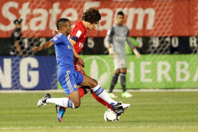 Scouting Report on Arsenal and Chelsea Target Adrien Rabiot