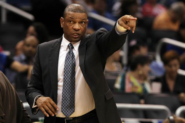 Doc Rivers' Greatest Moments as Boston Celtics Head Coach
