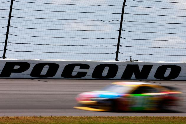 Track Changes That Would Make the Sprint Cup Series More Exciting