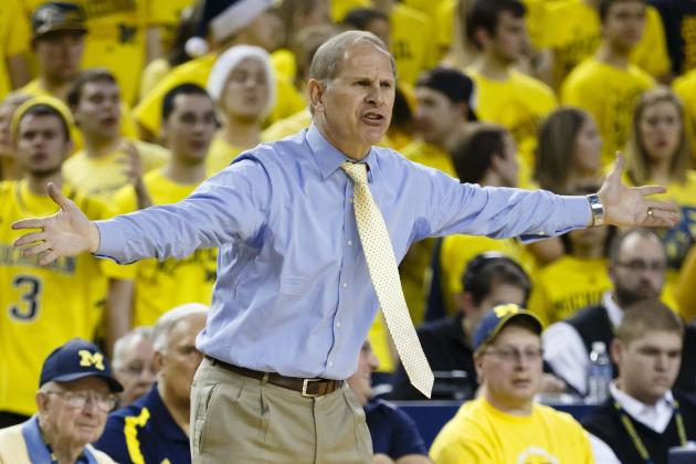 Michigan Basketball: Potential Trap Games for Wolverines in 2013-14