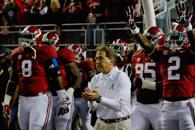 Alabama Football: 4 Things We Need to See in Sugar Bowl