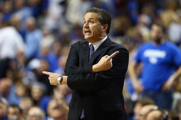 Kentucky Basketball: Wildcats' Best Situational Lineups in 2013-14