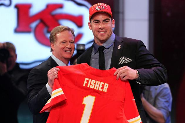 2013 NFL Draft: Grading the 1st-Round Picks Based on Rookie Production