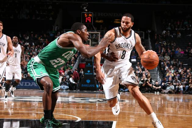 Grading Deron Williams' First Game Back from Ankle Injury for Brooklyn Nets