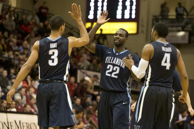 Villanova Basketball: Wildcats' Best Situational Lineups in 2013-14
