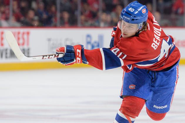 NHL Player Comparisons for Montreal Canadiens' Top Prospects