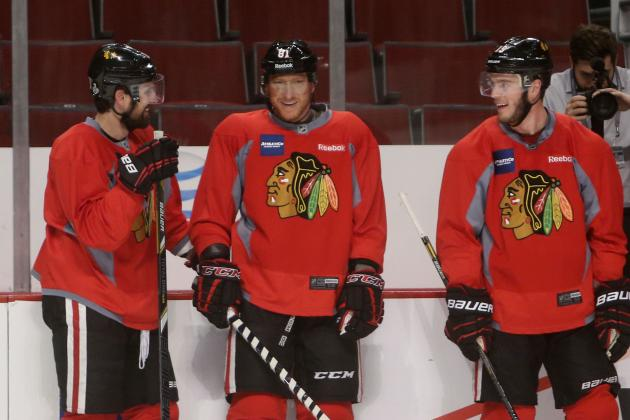 Key Improvements Each Chicago Blackhawks Line Must Make