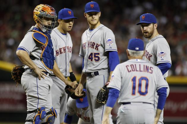 New York Mets: Potential 2014 Pitching Staff and Predictions