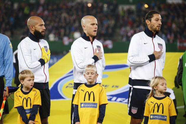 Predicting the USA Lineup for World Cup Opener vs. Ghana