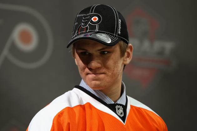Latest Updates on the Philadelphia Flyers' Top Prospects