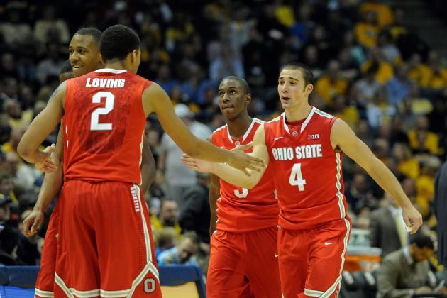 Ohio State Basketball: Buckeyes' Best Situational Lineups in 2013-14