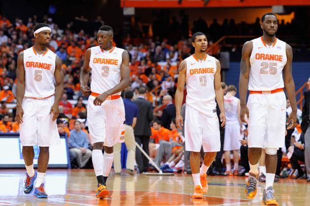 Syracuse Basketball: Orange's Best Situational Lineups in 2013-14